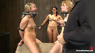 Jessie Cox, Ami Emerson, and Isis Love Part 4 of 4 of the September Live Feed