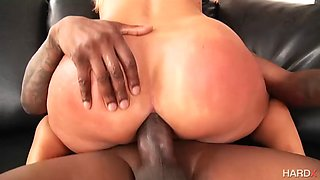candice dare gets her phat white booty pounded by bbc