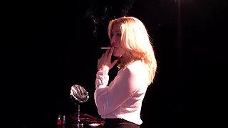 smoking milf