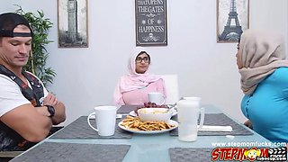 Lovely chick Mia Khalifa loves fucking