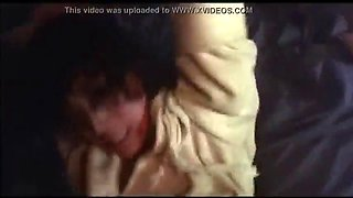 Ghost attack: forced movie scene