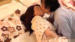 Japanese sleeping sister