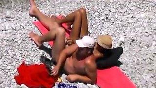 Beach - just having sex at the beach 09