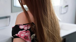 BLACKED College Student Craves Her Daddys BBC