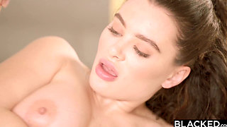 BLACKED Lana Rhodes Can't Stop Cheating With Anal BBC