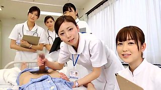 Japanese school sex doll humping loaded shaft in her uniform