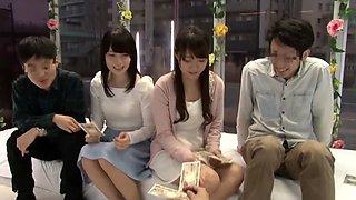 Incredible Japanese model in Best Teens, HD JAV clip