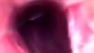 Close up of her vagina