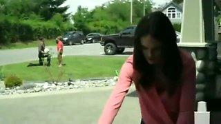 Cheating wife seduction scene- infidelity in suburbia