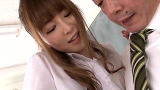 Tight Skirt Female Teacher