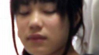 Spycam Reluctant Schoolgirl molestd by masseur