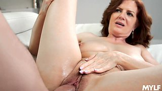 Grown up dude enjoys fucking 1st grade teacher Andi James